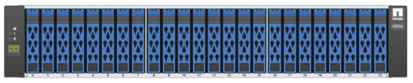 StorageReview NetApp NS224 NVMe SSD Storage Shelf.png